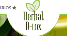 Reduction herbal detox