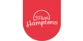 Codes Réduction pour Miss Hamptons